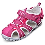 IOO Summer Beach Outdoor Closed-Toe Sandals For Boys and Girls (Toddler/Little Kid/Big Kid)