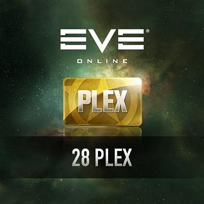 28 PLEX: EVE Online [Instant Access]