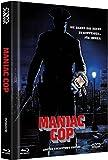Maniac Cop – uncut [Blu-Ray+2 DVD] auf 666 limitiertes Mediabook Cover B [Limited Edition]