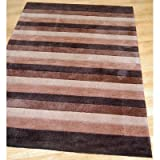 ORC Rugs 1.5 x 0.8 m Elements Rugs, Chocolate