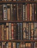 Andrew Martin International - Library Multi Wallpaper