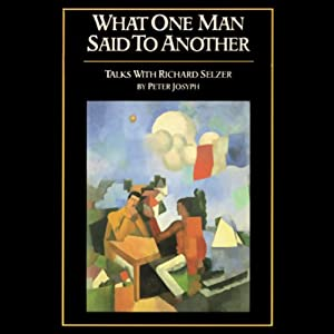 What One Man Said to Another Audiobook