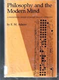 img - for Philosophy and the Modern Mind book / textbook / text book