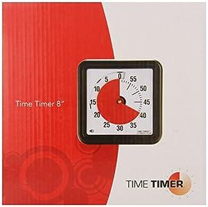 Time Timer 123456 - Reloj de pared por Time Timer
