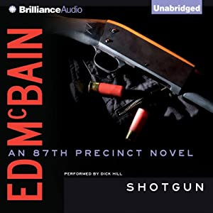 Shotgun: An 87th Precinct Novel | [Ed McBain]