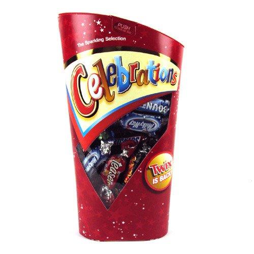 Mars Celebrations 420g (British Chocolate)