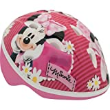 Toddler Child Helmet For Riding w/ Disney Minnie Mouse Graphic Pink