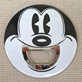 Disney Park Mickey Mouse Face Bottle Opener NEW