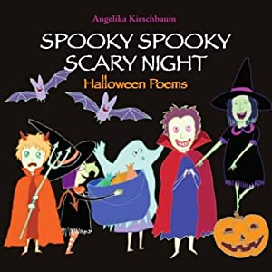 Spooky Spooky Scary Night Audiobook