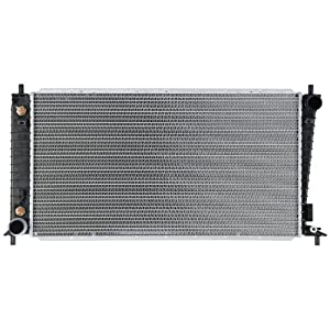 Spectra Premium CU2165 Complete Radiator for Ford