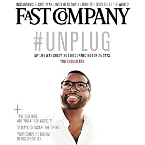 Audible Fast Company, July/August 2013 | [Fast Company]