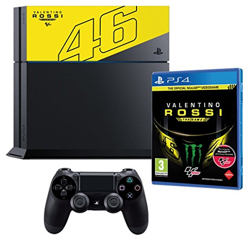 PlayStation 4 1 Tb C Chassis + Valentino Rossi The Game [Bundle Special Limited]