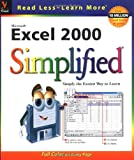 img - for Microsoft<sup> </sup> Excel 2000 Simplified<sup> </sup> (Simplified (Wiley)) book / textbook / text book