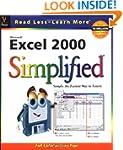 Microsoft Excel 2000 Simplified (Simp...