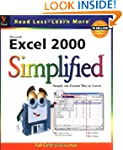 Microsoft Excel 2000 Simplified