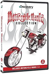 Motorcycle Mania Collection (3 DVD Set)