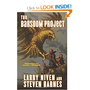 The Barsoom Project (Dream Park) by Larry Niven and Steven Barnes