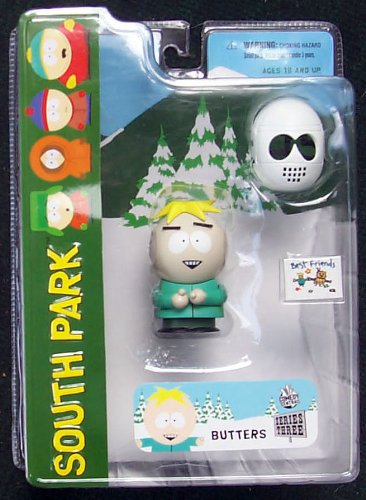 Picture of Mezco South Park Series 3 Action Figure Butters (B000JWY4DI) (Mezco Action Figures)