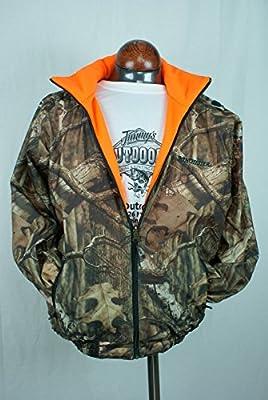 Winchester Reversible Hooded Camo Mossy Oak WaterProof Jacket