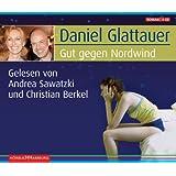 """Gut gegen Nordwind: 4 CDsvon """"Daniel Glattauer"""""""