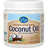 Viva Labs The Finest Organic Extra Virgin Coconut Oil