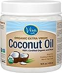 Viva Labs #1 Organic Extra Virgin Coc...