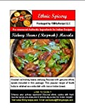 Kidney Beans (Rajmah) Masala