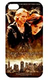 The Mortal Instruments City of Bones fashion hard back cover skin case for apple iphone 5 5s 5g 5th generation-i5tm1005