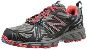 New Balance Wt610 Gortex, Chaussures de running femme - Gris (Gx2 Grey/Red), 40 EU (8.5 US)
