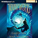 Troubletwisters Audiobook by Garth Nix, Sean Williams Narrated by Miriam Margolyes