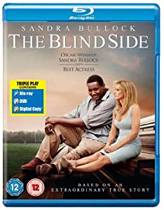 The Blind Side (Blu-ray + DVD Combi Pack) [Region Free]