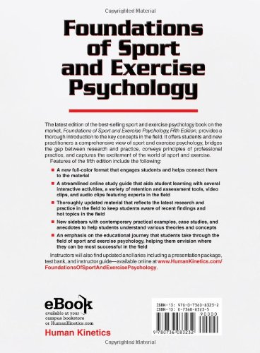 psychology of sport and exercise pdf
