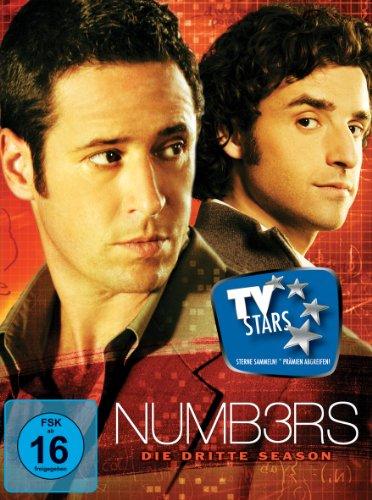 Numb3rs - Die komplett dritte Season [6 DVDs]