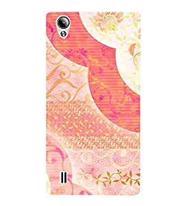 Abstract Painting 3D Hard Polycarbonate Designer Back Case Cover for Vivo Y15S