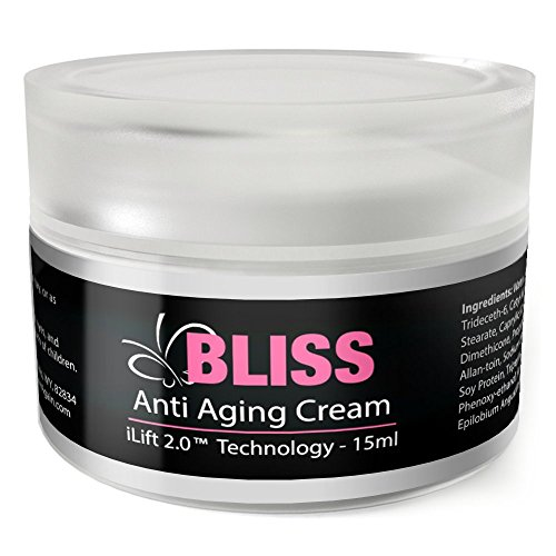 Beautiful Once Again Bliss, Anti-Wrinkle & Anti-Aging Cream. Reduce Fine Lines, Wrinkles & Cover Spots. Moisturizer & Face Lift Cream. (Mature Made Q10 compare prices)