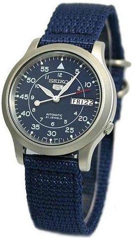 Seiko Men's 5 Automatic Watch SNK807K2