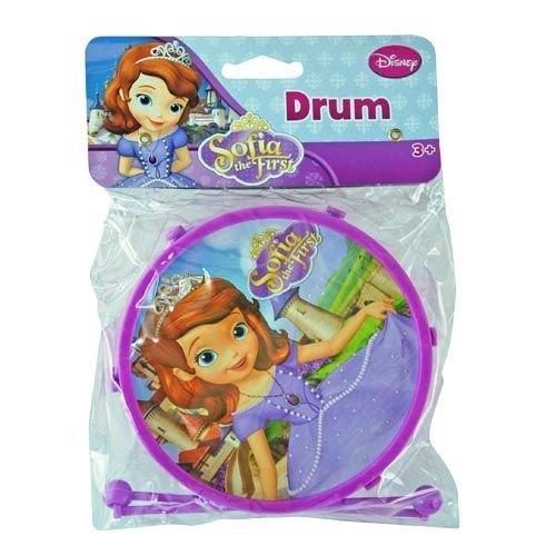 "Disney Princess Sofia the First Kids 2"" Toy Drum"