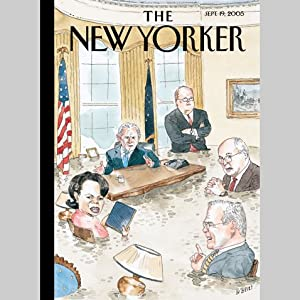 The New Yorker (Sept. 19, 2005) | [Elizabeth Kolbert, Jane Mayer, Jon Lee Anderson, Jeffrey Toobin, Thomas McGuane, John Lahr, Anthony Lane]