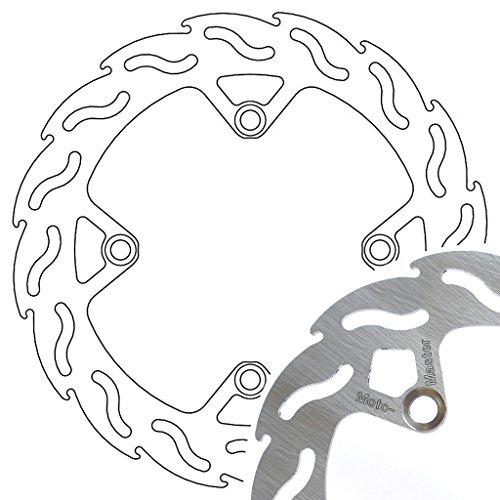 Disque de frein Moto-Master 110391 Flame hi, fixe pour Honda FX 650 Vigor RD09