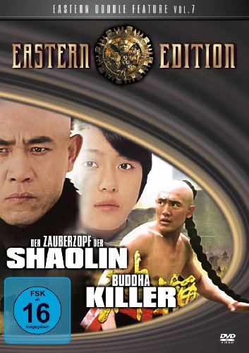 Eastern Double Feature Vol. 7: Der Zauberzopf der Shaolin / Buddha Killer