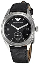 Emporio Armani Unisex AR5898 Sport Black Dial Watch