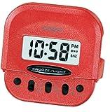Casio - PQ-30-4EF - Réveil - Quartz Digitale - Alarme répétitive - Eclairage LED
