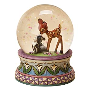 Disney Traditions by Jim Shore 4015347 Bambi Waterball 65mm by Enesco