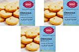 #4: Karachi Bakery Osmania Biscuits, 400g Pack of 3