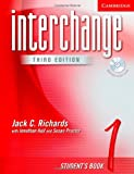 Interchange Students Book 1 with Audio CD, 3rd Edition
