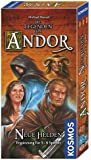 Kosmos 692261 - Die Legenden von Andor, neue Helden, Brettspiel