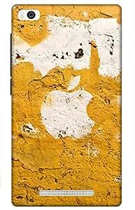 apple Printed Case for Mi 4i