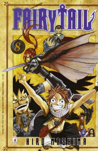 Fairy Tail 8 PDF