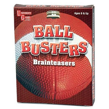 Ball Busters Card Game: Football - Buy Ball Busters Card Game: Football - Purchase Ball Busters Card Game: Football (University Games, Toys & Games,Categories,Games,Card Games,Card Games)