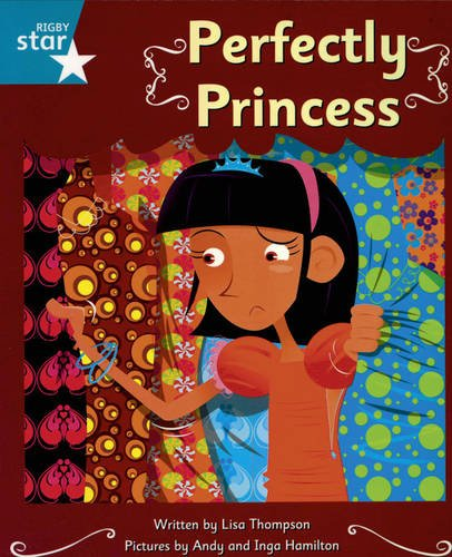 Clinker Castle Turquoise Level Fiction: Perfectly Princess Pack of 3: Star Adventures PDF